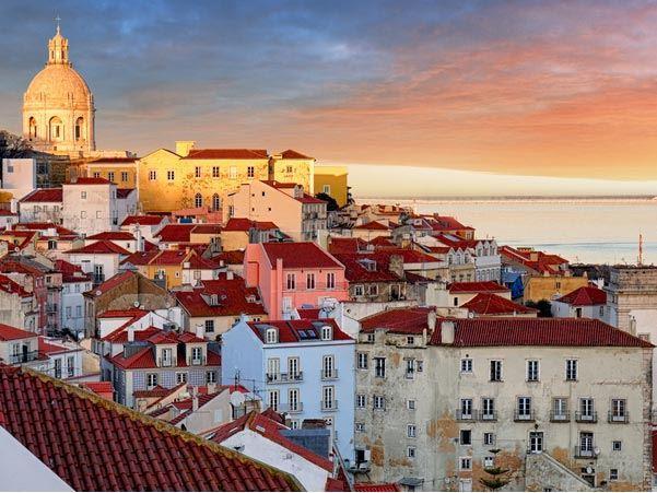Portekiz & Endülüs Türk Havayolları (Malaga Gidiş, Porto Dönüş)