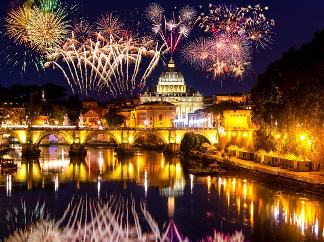 Yılbaşı Roma Turu