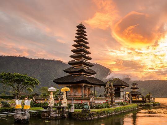 Bali Turu 5 Gece Türk Havayolları ile