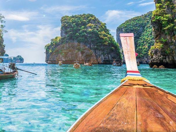 Bangkok Phuket Turu THY ile