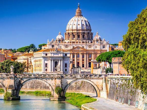 Roma Turu Türk Hava Yolları ile