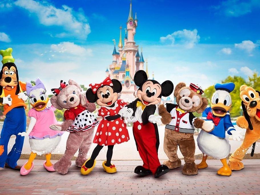 Paris & Disneyland Pegasus Havayolları 4 Gece Kurban Bayramı