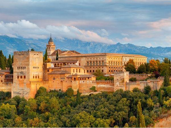 Endülüs  Türk Havayolları (Granada-Cordoba -Sevilla )