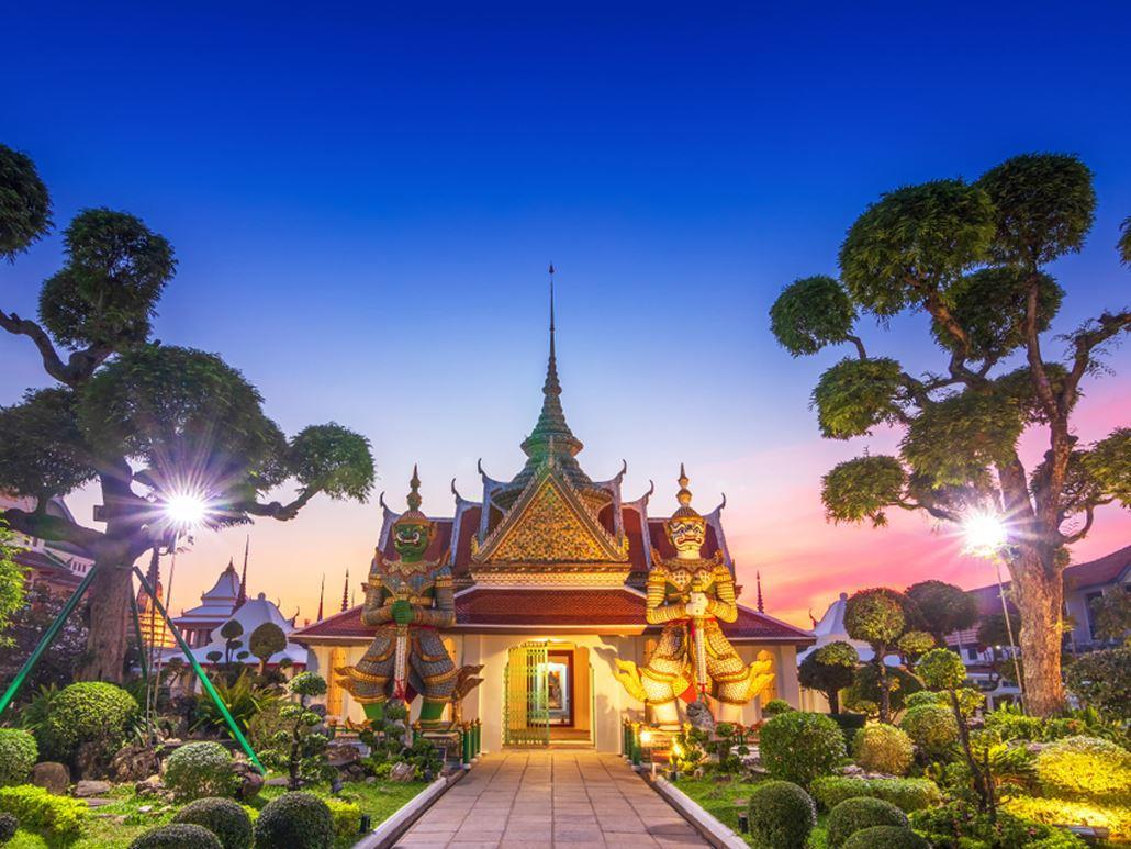 Kurban Bayramı Bangkok Pattaya Turu Türk Havayolları ile