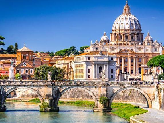 Roma  (Pegasus Havayolları) Kurban Bayramı
