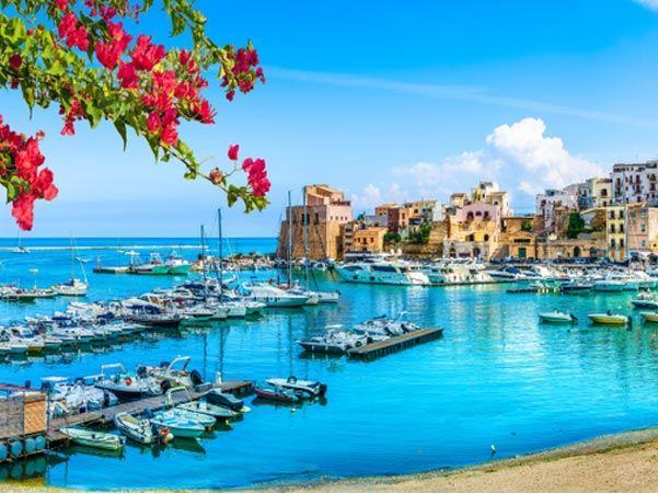 Sicilya & Malta Türk Havayolları ( Katanya Gidiş - Malta Dönüş )