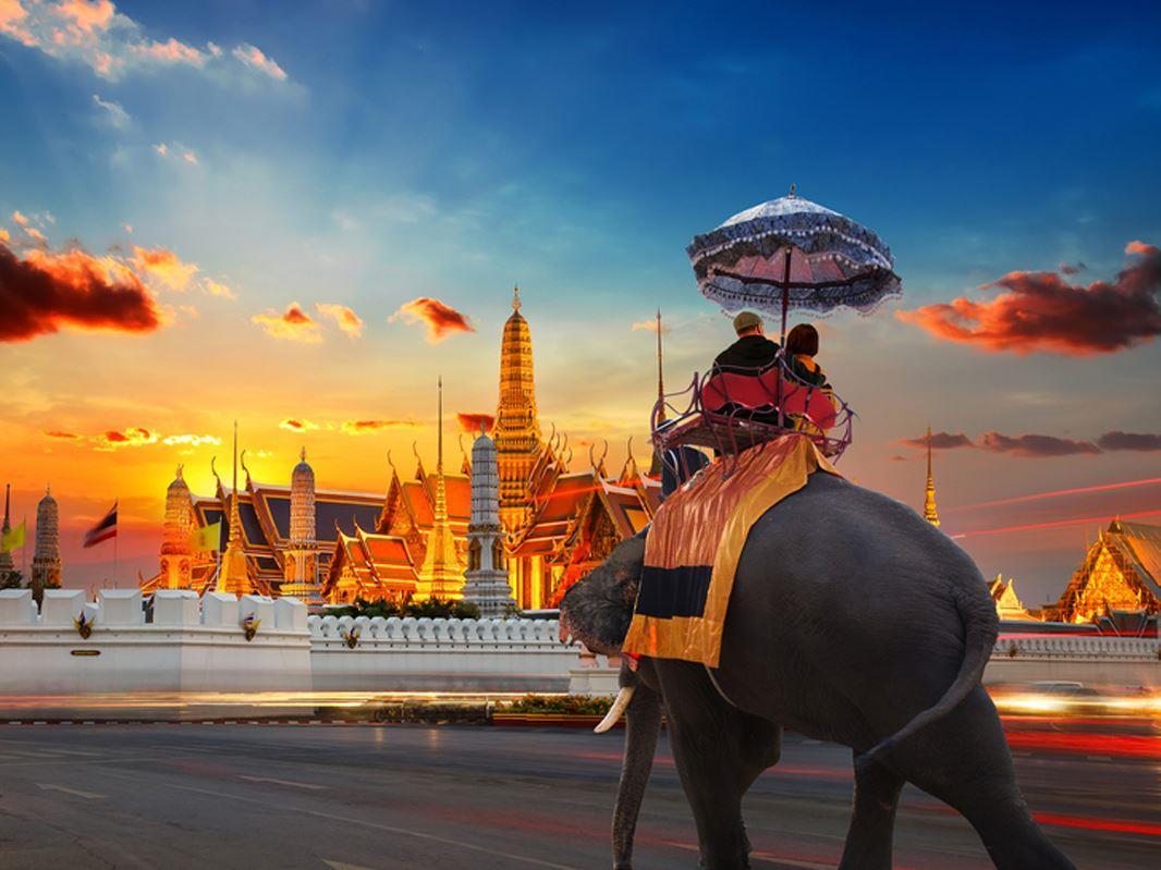 Sömestre Tatilinde Katar Hava Yolları ile Bangkok Pattaya Turu