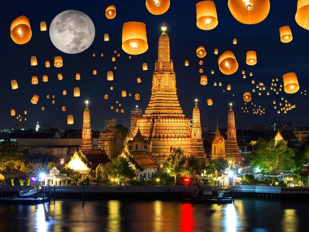 Bangkok Phuket Krabi Turu