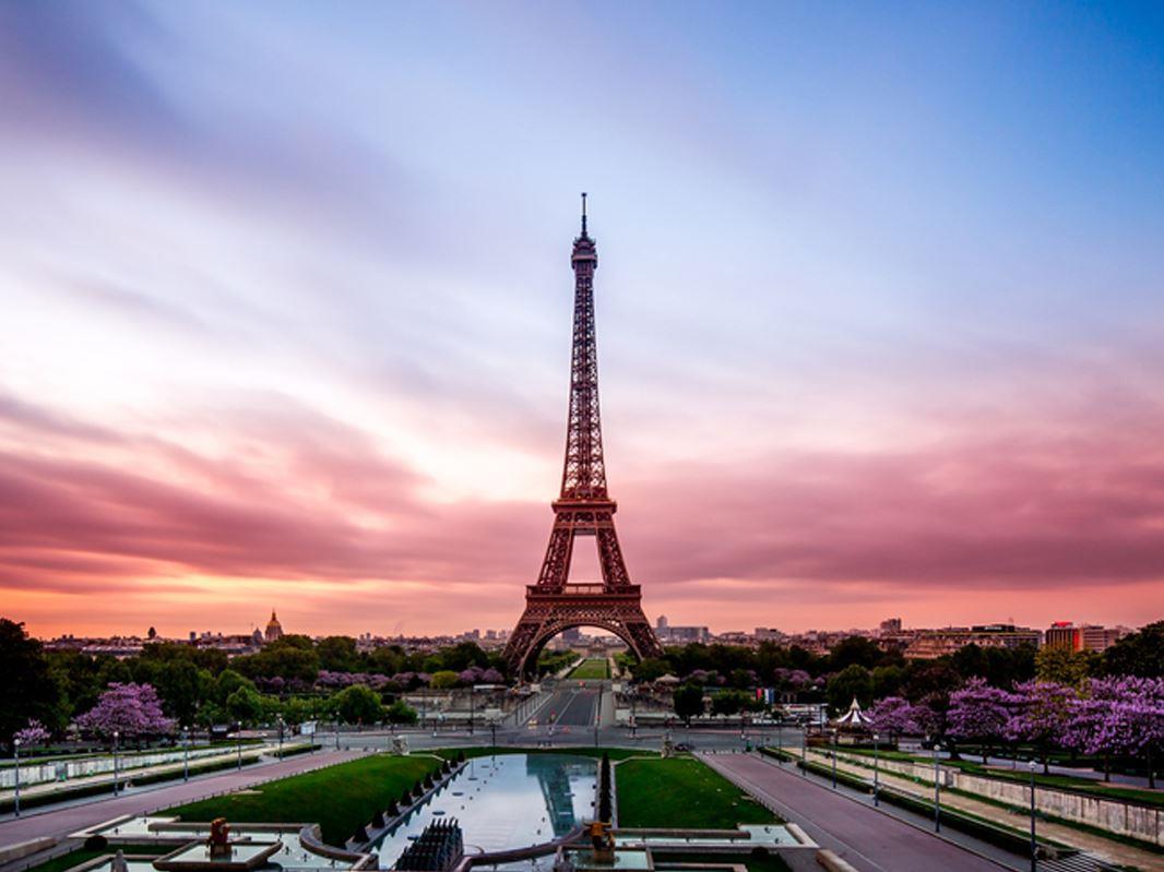 Benelux Paris Turu Türk Havayolları ( Lux - Lux )
