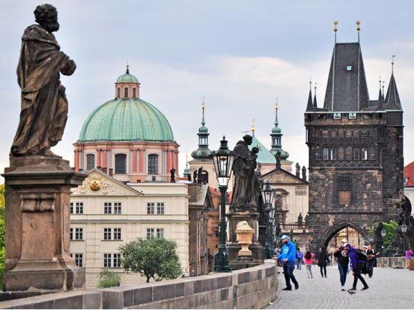Prag Viyana Budapeşte Turu