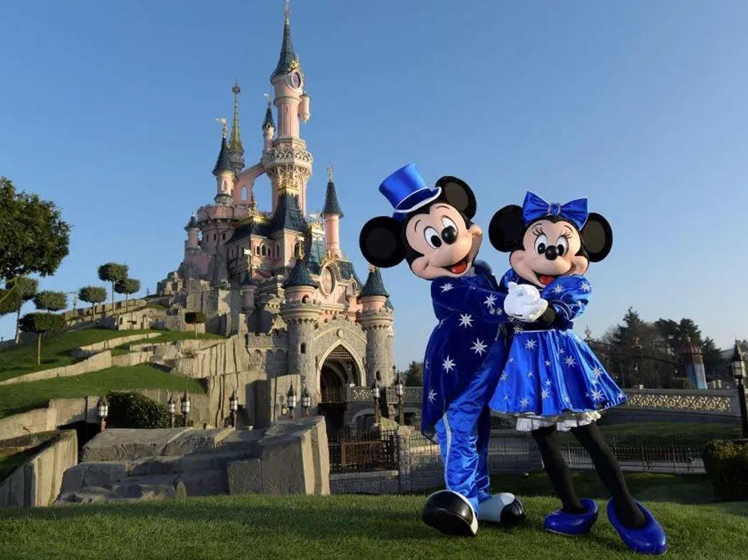 Paris Disneyland Turu Pegasus Hava Yolları ile