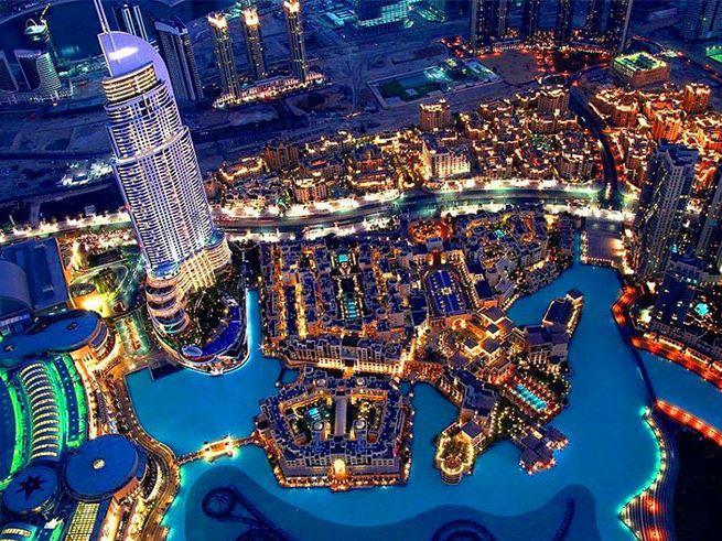 Ramazan Bayramı Dubai Turu 1 Haziran