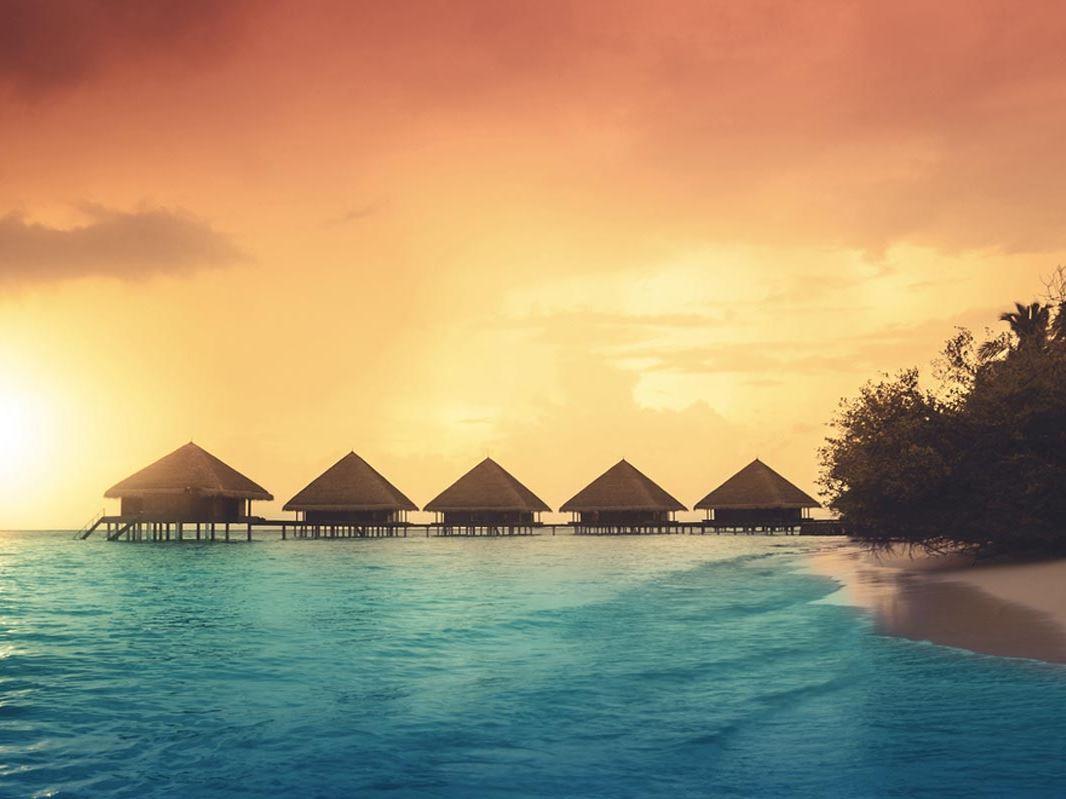 Maldivler Balayı Turu 4 Gece Aralık Dönemi