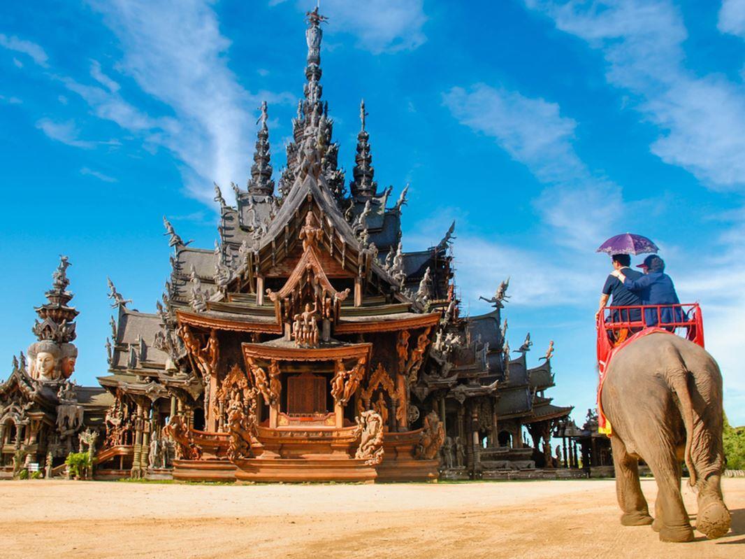 Bangkok Pattaya Phuket Turu Türk Havayolları ile