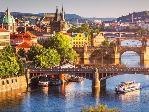 Prag Turu Pegasus Havayolları Kurban Bayramı