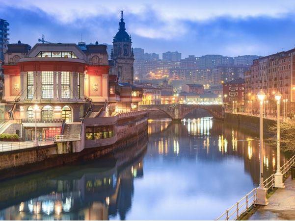 Basklar & Güney Fransa Türk Havayolları (Marsilya gidiş, Bilbao dönüş)