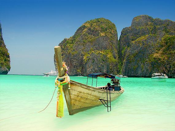 Phuket Turu Türk Havayolları ile 5 gece