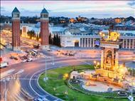 Büyük İspanya Turu Pegasus Havayolları ( Madrid-Sevilla-Granada-Valencia-Barcelona )