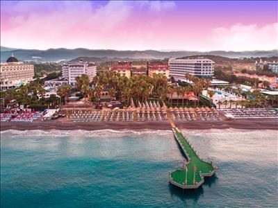 Meryan Beach Hotel Spa