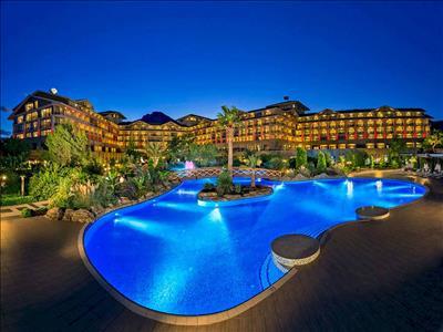 Amara Luxury Resort ✓