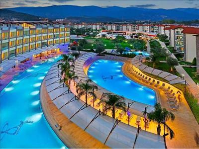 Hattusa Vacation Thermal Club Erzin ✓