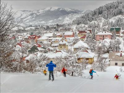 Sömestre Karadağ Kolaşin Kayak Turu - Türk Havayolları ile 3 Gece 4 Gün