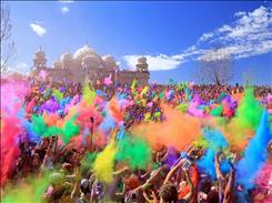 07 Mart Hindistan Altın Üçgen - Holi Festivali Turu / Türk Havayolları (Akşam Yemekleri ve Belirtilen Geziler Dahil)