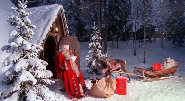 Sömestre Süper Promosyon Lapland Turu / Noel Köyü, Ren Geyiği & Husky Safari Turu ile Termal Kıyafet Dahil