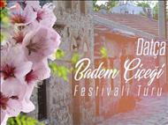 Datça Badem Çiçeği Festivali Turu - 2 Gece 3 Gün (1 Gece Konaklama) İSTANBUL, BURSA HAREKET
