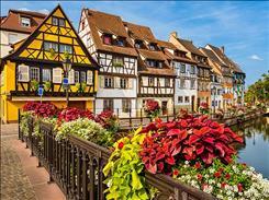 Alsace ve Romantik Yol Turu - Pegasus Havayolları ile (Ekstra Turlar ve Çevre Gezileri Dahil)