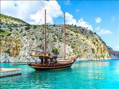 Kurban Bayramına Özel Uçaklı Ege Akdeniz Turu