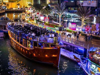 Vize Dahil Dubai Turu (Flash Promosyon) Fly Dubai Havayolları İle 3 Gece 4 Gün