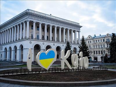 Kiev Turu THY ile Yılbaşı Özel Ankara Hareket