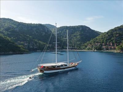 Fethiye- Marmaris Tekne Turu