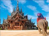 Sömestre Bangkok - Pattaya Turu Singapur Havayolları ile 7 Gece 8 Gün / 5 Gece Konaklama