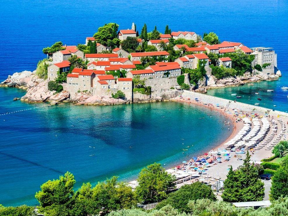 Sonbahar ve Kış Air Montenegro ile 3 gece 4 Gün Budva Turu