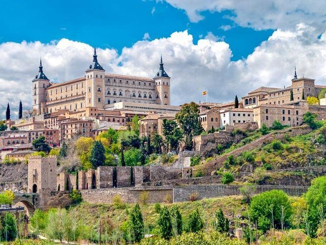 Portekiz & Endülüs ve Antik İspanya Turu Pegasus Havayolları ile 7 Gece 8 Gün