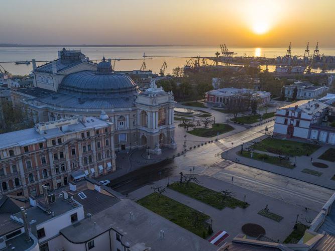 Odessa Turu (Ukrayna) - Onur Havayolları ile 3 Gece 4 Gün
