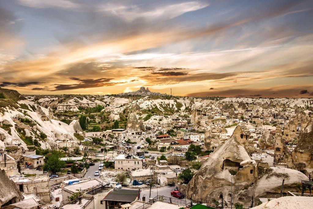 Temassız Kapadokya Turu 1 Gece Otel Konaklamalı - Kendi Aracınız İle