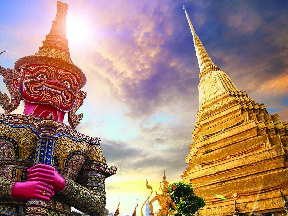Uzakdoğu & Asya & Afrika Turları