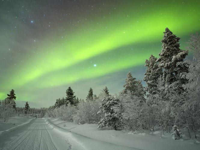 Norveç Kuzey Işıkları Turu - Pegasus Havayolları ile 4 Gece 5 Gün