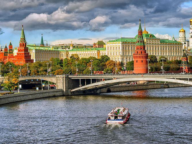 Rusya Resitali Turu (Moskova & St. Petersburg) - Türk Havayolları ile 4 Gece 5 Gün