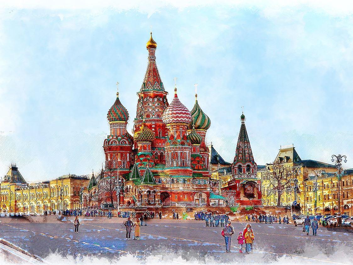 Moskova Turu (Rusya) - Türk Havayolları ile 3 Gece 4 Gün