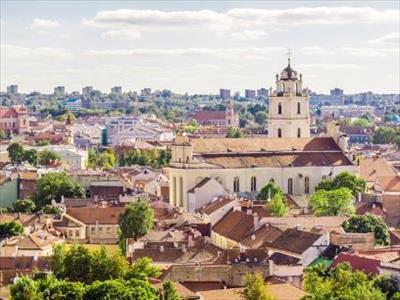 Kurban Bayramı Büyük Baltık Turu