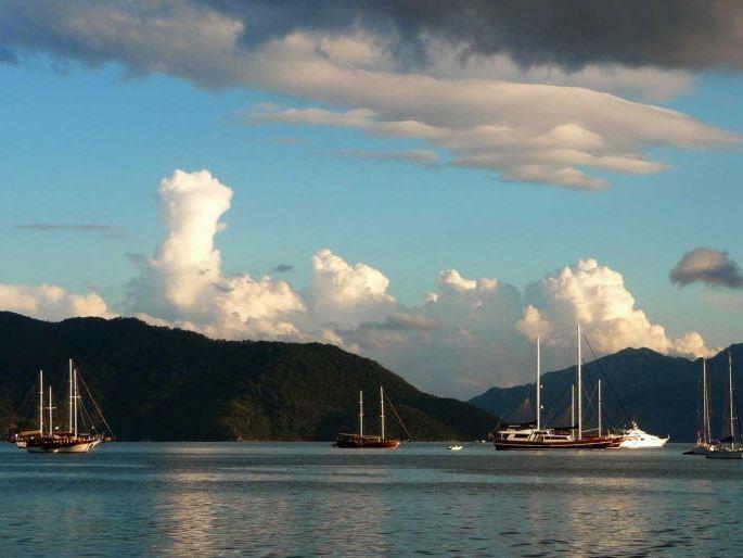 Mini Marmaris Fethiye Turu 3 Gece 4 Gün Marmaris Liman Çıkış
