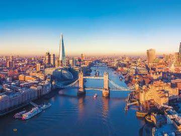 5 Ülke Baştanbaşa Büyük Britanya - Türk Hava Yolları ile 8 Gece 9 Gün