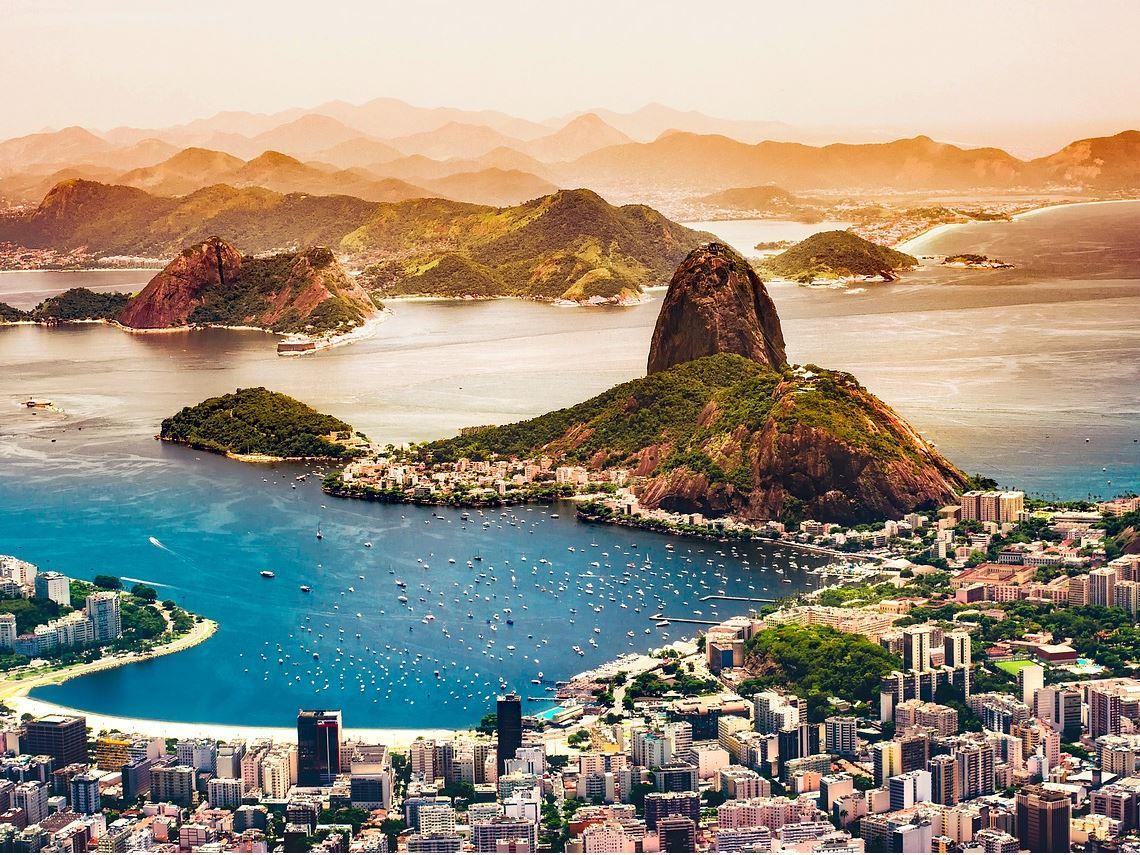 Nisan Sömestre Arjantin - Brezilya Turu / Türk Havayolları ile - 9 Gece Konaklama