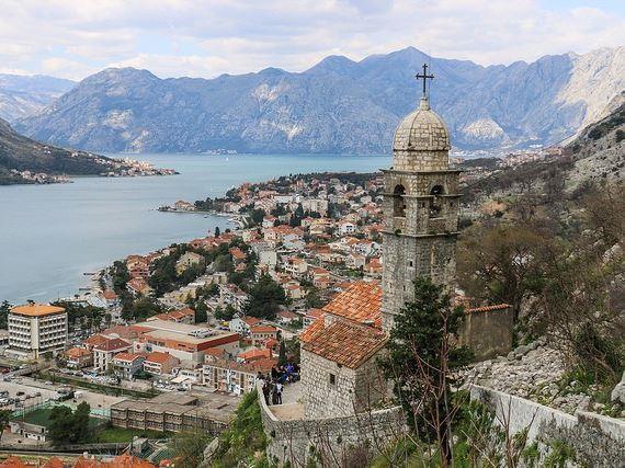 Sonbahar ve Kış Air Montenegro ile 4 Gece 5 Gün Budva Turu