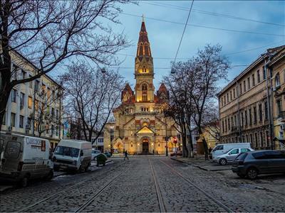 Odessa Turu 3 Gece 4 Gün Skyup Havayolları İle Kış Promosyon