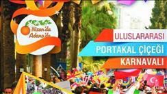 Adana Portakal Çiçeği Festivali Turu - 3 Gece 4 Gün (2 Gece Konaklama)